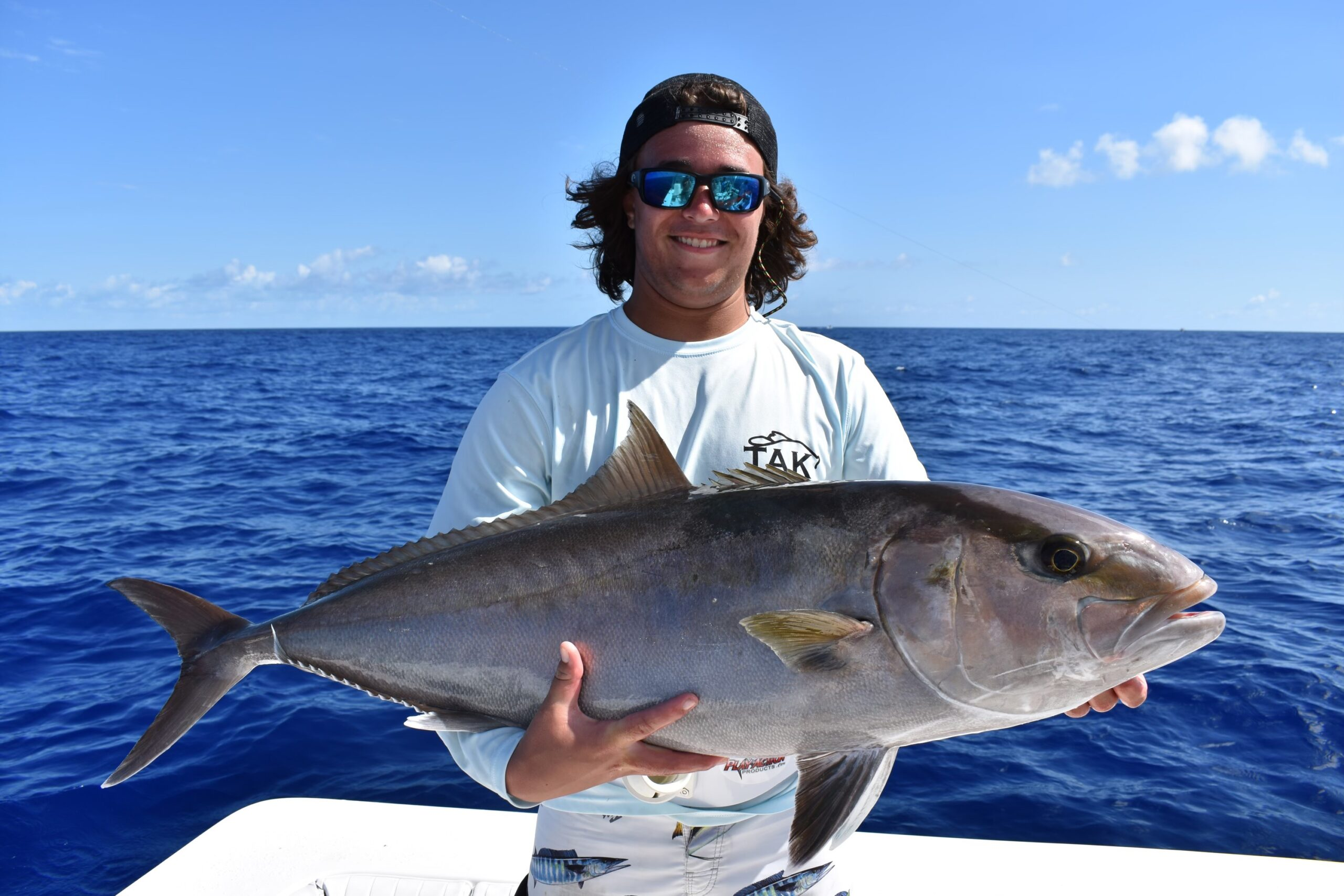 Amberjack Charter Fishing Florida